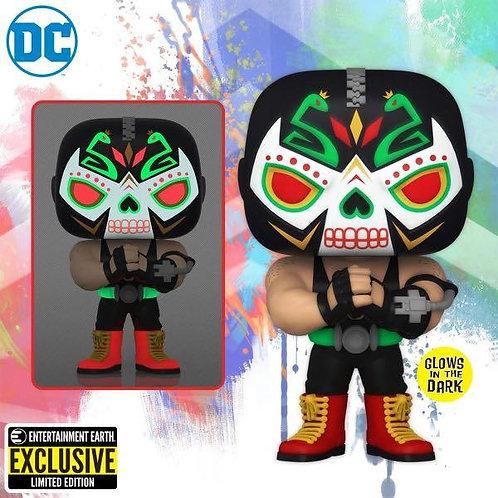 Funko Dia de los DC Bane Glow-in-the-Dark Pop! Figure - EE Exclusive
