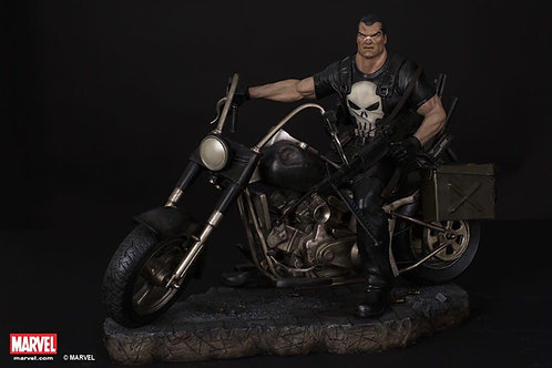 XM Studios Punisher 1/4 Statue