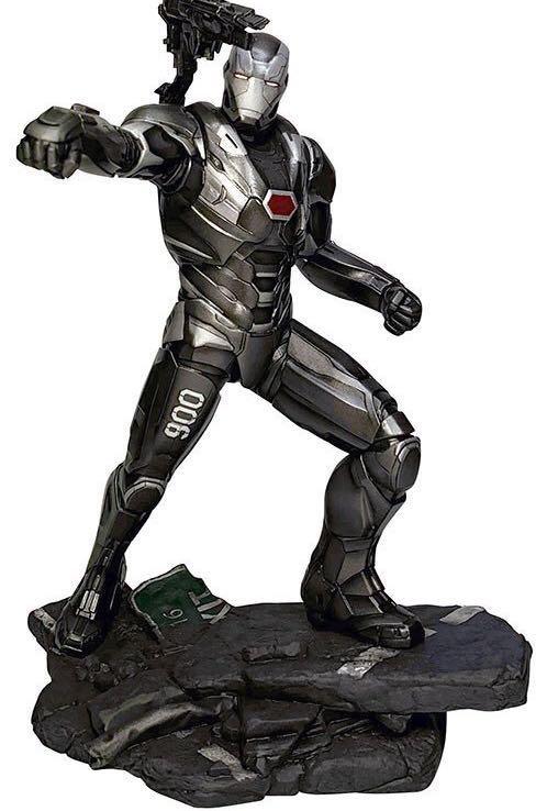Diamond Select Marvel Movie Gallery Avengers: Endgame War Machine Statue