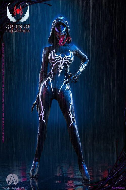 War Story WS006A 1/6 Queen of the Dark Spider (Standard)