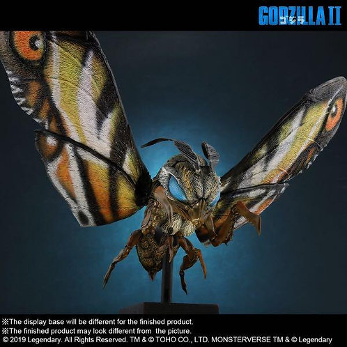 X-Plus Deforeal Series - DF Mothra