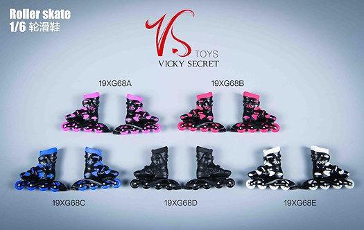 VSTOYS 19XG68 1/6 Roller Skates