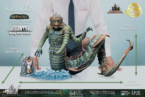 """SA9031 Kraken """"Gigantic"""" DX (Deluxe Ver.)"""