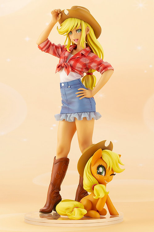 Kotobukiya My Little Pony Applejack Bishoujo 1/7 Statue