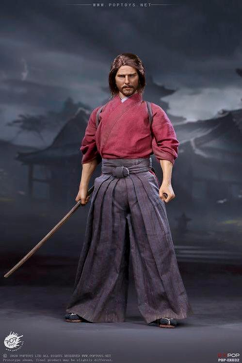 POPTOYS EX032 Devoted Samurai Trainee Version 1/6 Figure
