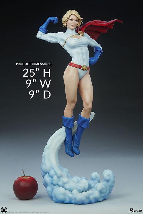 Sideshow Powergirl Premium Format Figure