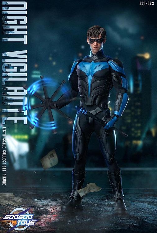 Soosootoys SST023 Night Vigilante 1/6 Figure