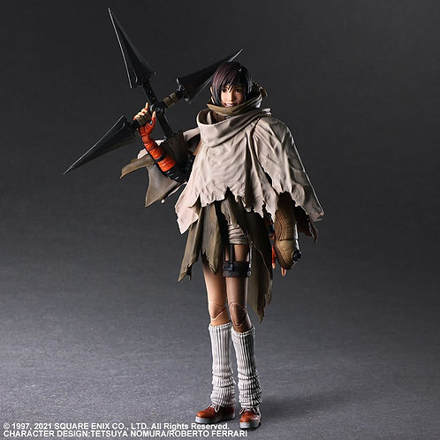 Square Enix Final Fantasy VII Remake Play Arts Kai: Yuffie Kisaragi
