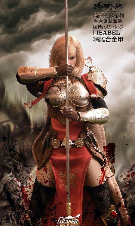 LUCIFER LXF2006 Guardian Of The Kingdom Griffin Legion Isabel 1/6 Figure