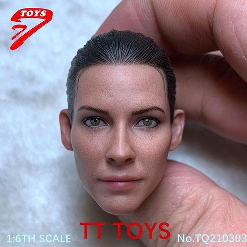 TTTOYS TQ210303 Wasp 1/6 Headsculpt