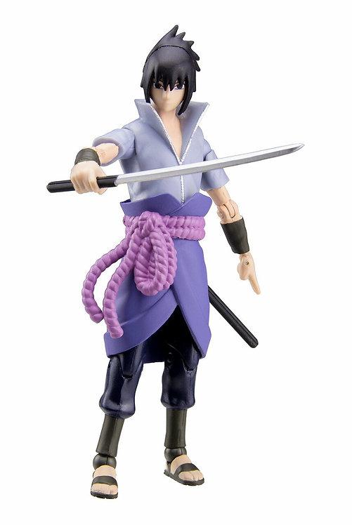 Toynami Naruto Poseable Action Figures Encore Series – Sasuke