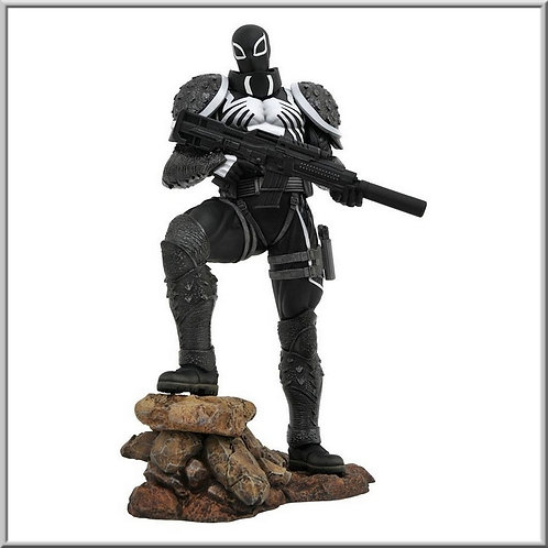 Diamond Select Marvel Comic Gallery Agent Venom Statue