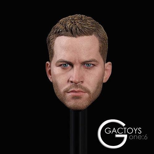 GACTOYS GC028 1/6 European Headsculpt