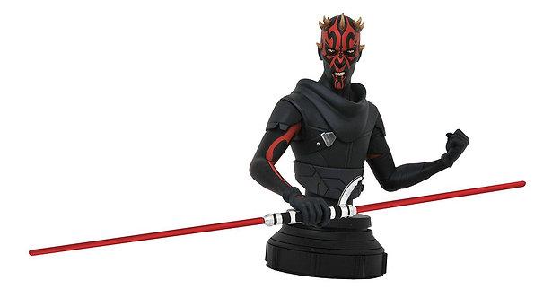 Diamond Select Star Wars Rebels Darth Maul 1:7 Scale Mini-Bust