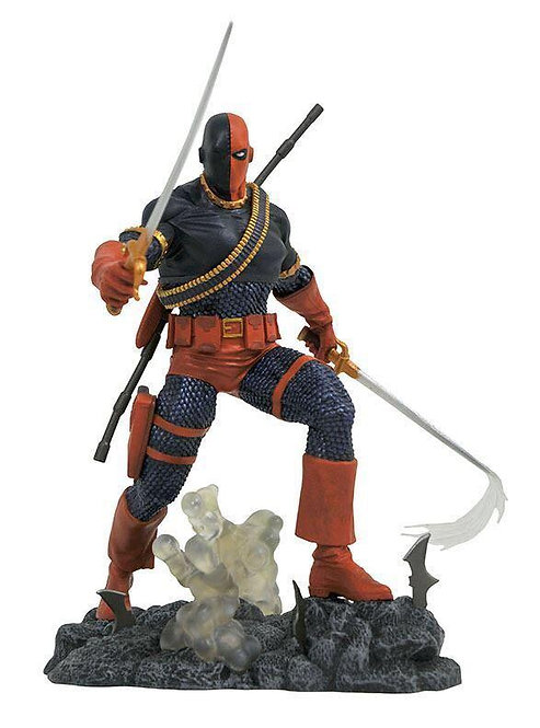 Diamond Select DC Comic Gallery Deathstroke Statue