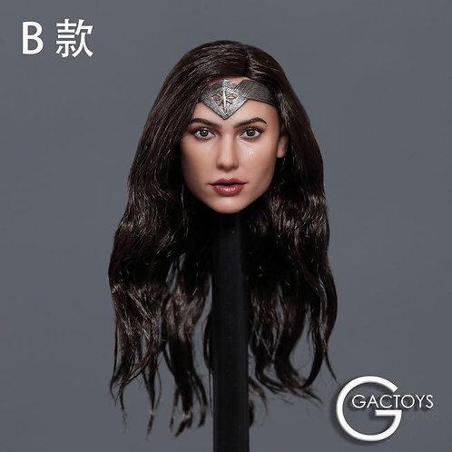 GACTOYS GC037 Female Hero 1/6 Headsculpt