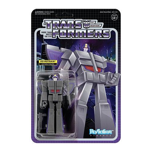Super7 Transformers Astrotrain ReAction Figure
