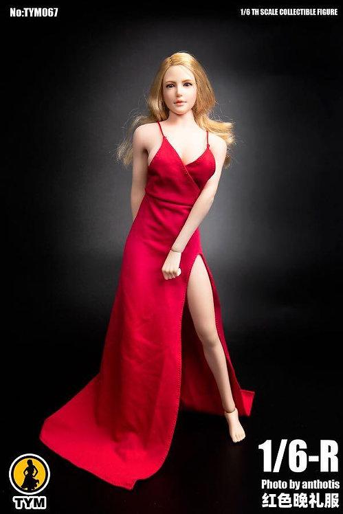 TYM067 - 1/6 Sexy Strap Evening Dress