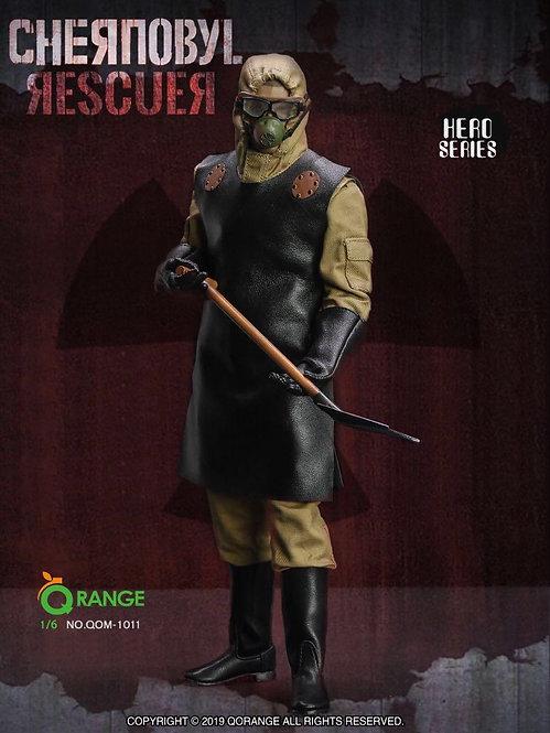 QORANGE QOTOYS QOM-1011 The Chernobyl Rescue 1/6 Costume Set