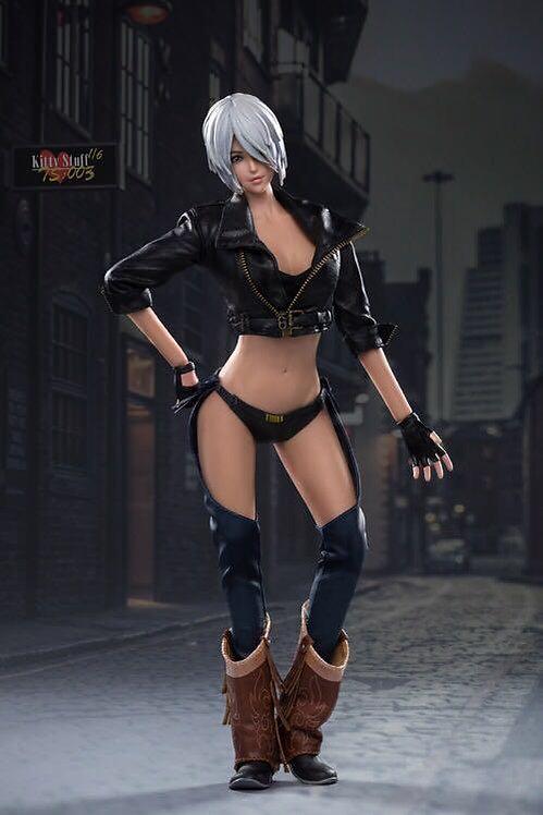 Kitty Stuff TS003 Lady Justice 1/6 Figure