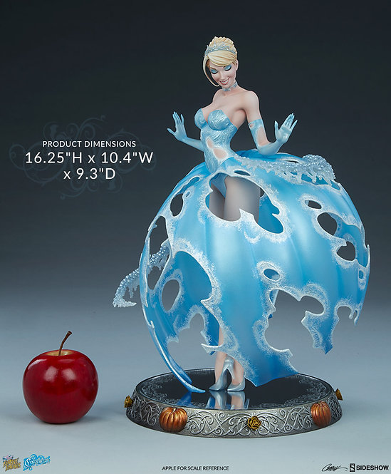 Sideshow J. Scott Campbell Fairytale Fantasies Collection - Cinderella Statue