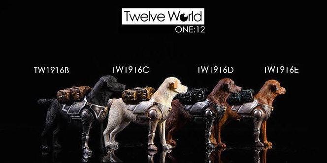 TWTOYS TW1916 - 1/12 Mechanical Dog