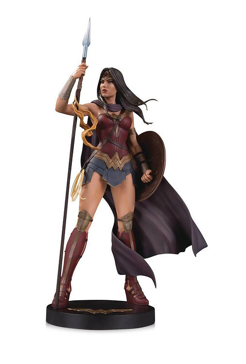 DC Collectibles - DC Designer Series Wonder Woman by Jenny Frison Statue