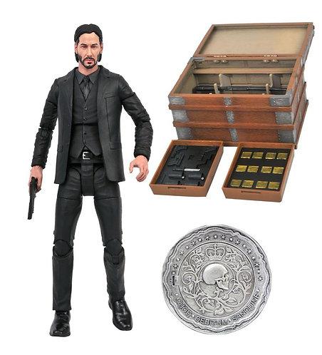 Diamond Select John Wick Deluxe Action Figure Box Set