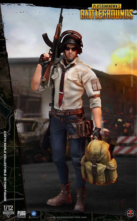 Soldier Story SSG-001 PUBG Battlegrounds Standard 1/12 Figure