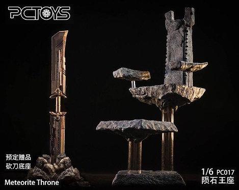 PCTOYS PC017 - 1/6 The Meteorites Throne