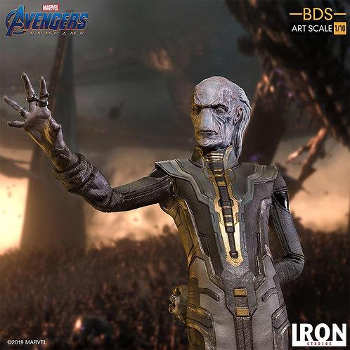Iron Studios 1/10 art scale Black Order Ebony Maw statue
