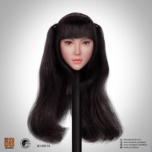 i8-H001A 1/6 Female Headsculpt