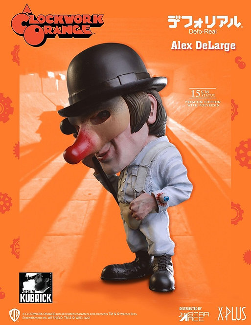Star Ace Toys SA6040 DF Alex DeLarge A ClockWork Orange 1971