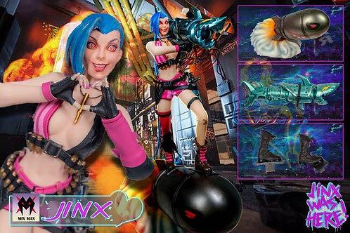 MIX MAX 1/6 JinX Weapon Platform Extension Package