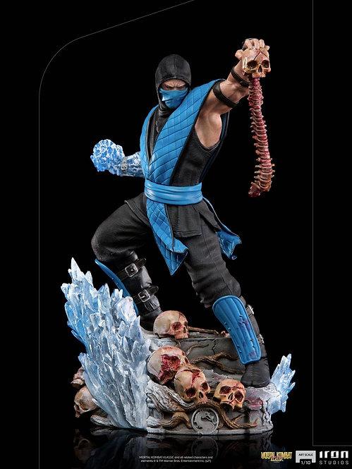 Iron Studios Mortal Kombat 1/10 Art Scale Sub-Zero Statue