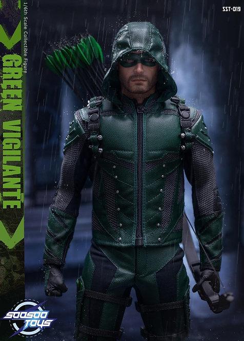 Soosootoys 1/6 SST019 Green Vigilante 1/6 Figure