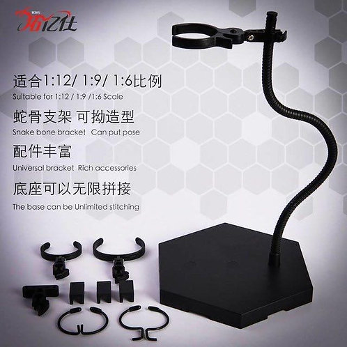 Jiaou Snake Bone Universal Bracket Dynamic Figure Stand