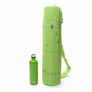 Gaiam Mat Bag and Bottle