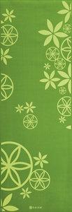 Flower Power Premium Yoga Mat (5mm)