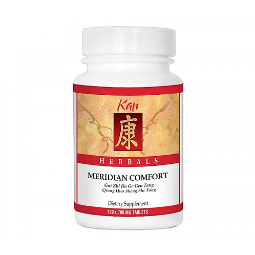 Meridian Comfort - Gui Zhi Jia Ge Gen Tang + Qiang Huo Sheng Shi Tang