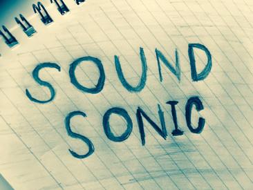 5/20(土)【 SOUND SONIC 】