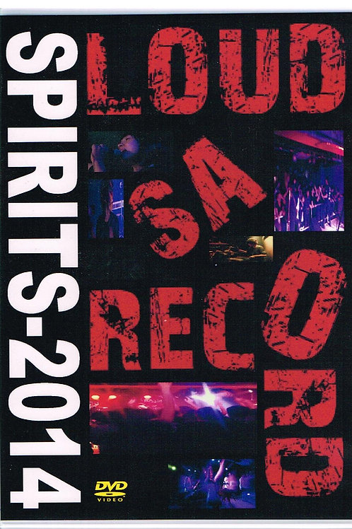 SPIRITS-2014 Loud S/A OMINIBUS DVD