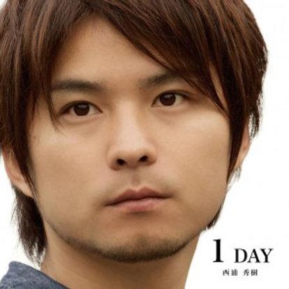 西浦秀樹『 1 day 』 ~ Type A