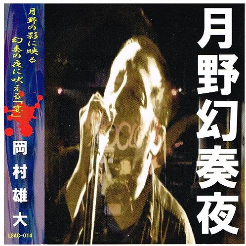 岡村雄大『月野幻奏夜』