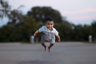 Floating Baby