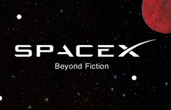 Space X Home Banner