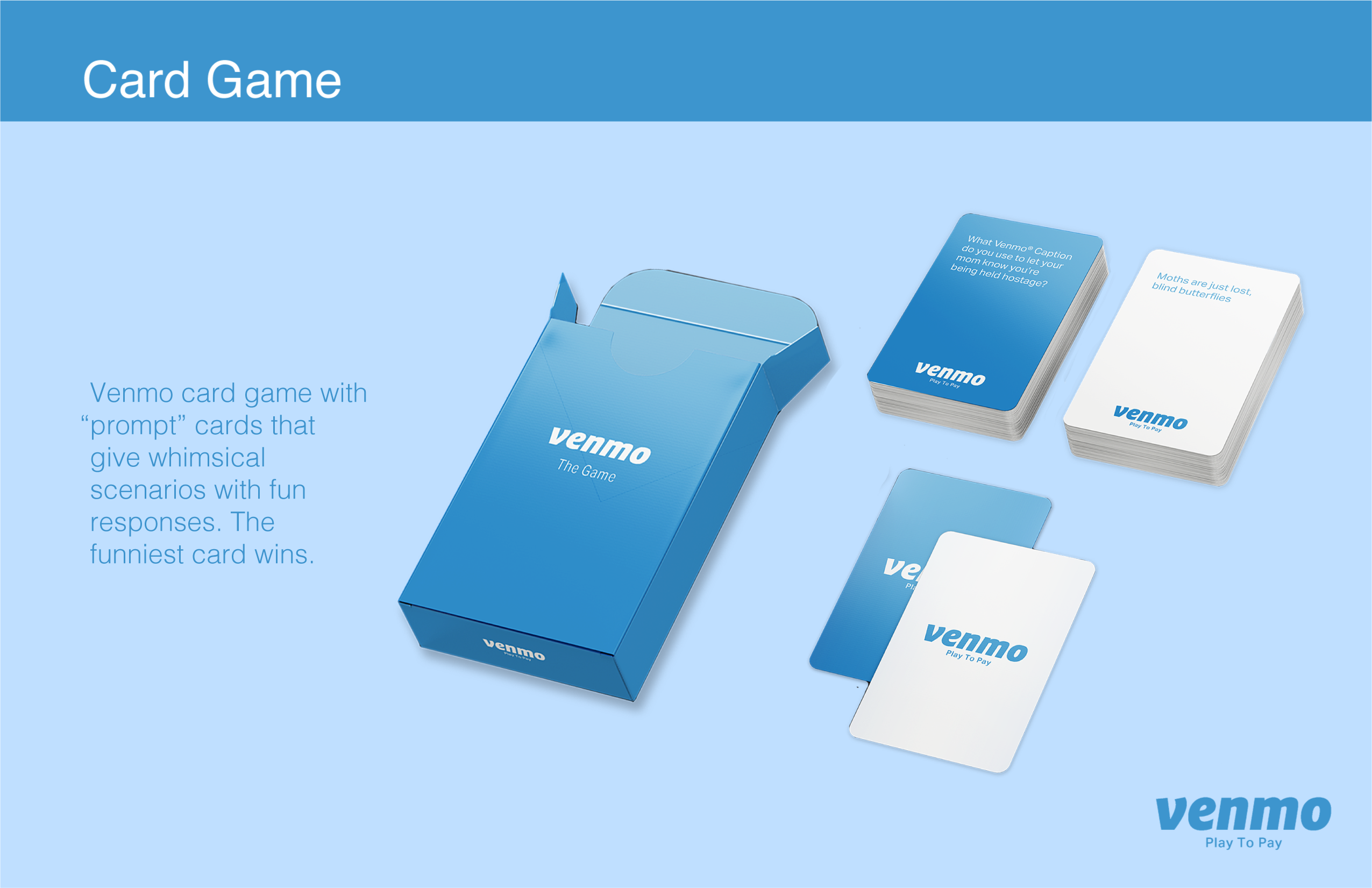 Venmo Game Design V2