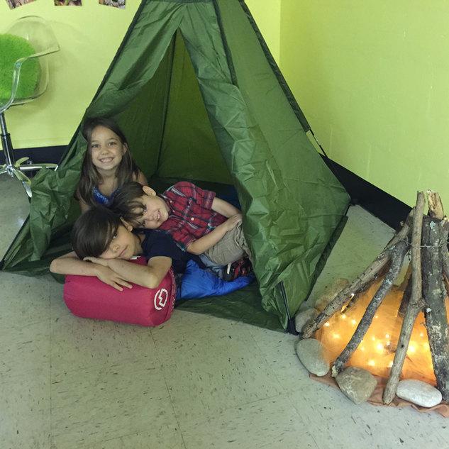 LWCKidz Tent