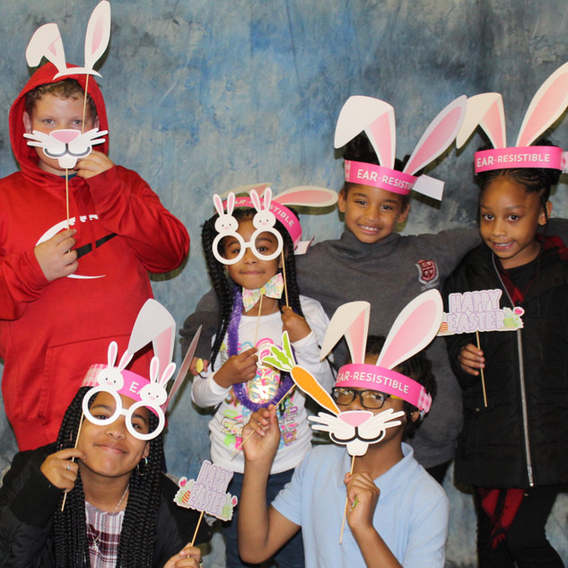 LWC Kidz Easter Bunnies