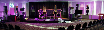 Panoramic View before Guest Speakers